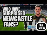 What Players Have Surprised Newcastle Fans?