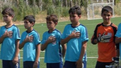 TOURNOI ARARAT MAX CUP EDITION 2017 / LA FINALE  FC ARARAT YEREVAN - FC ZOVUNI