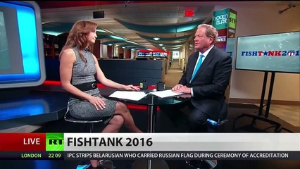Ed Schultz on Trump interview & Clinton's 'shift in strategy' – FishTank