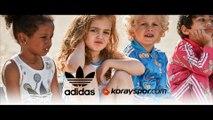 Adidas En Çok Tercih Edilen Nem Tutucu Pamuklu Çocuk Tişört ve Eşofman Altları