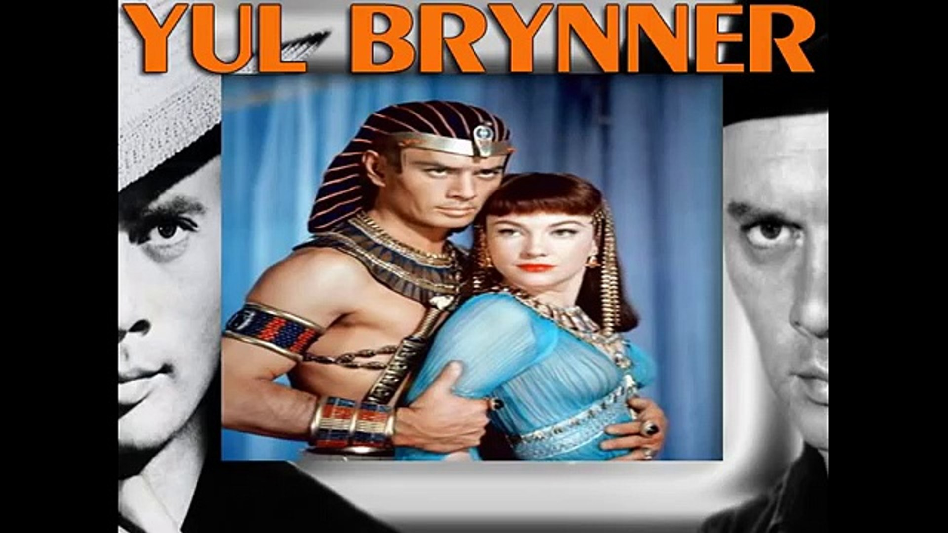 Joyas Del Western Yul Brynner El Calvo Del Cine Por Antonomasia Video Dailymotion