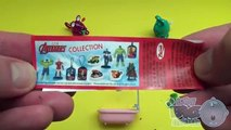 Learn Colors For Kids - Marvel Avengers Surprise Egg Learn-A-Word! Spelling Jungle Words!