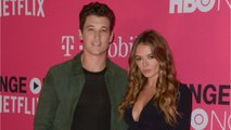 Miles Teller & Keleigh Sperry Are Engaged