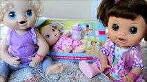 Bebé vivo regalar ganador juguete héroes regalar bebé vivo vídeos