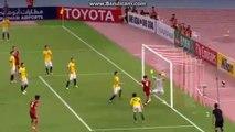 Shenchao Wang Goal HD - Shanghai SIPG 2-0 Guangzhou Evergrande - 22.08.2017 HD
