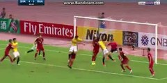 Wu Lei Second Goal ~ Shanghai SIPG vs Guangzhou Evergrande 4-0