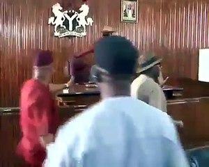 Nigeria: Des députés se battent en pleine séance parlementaire