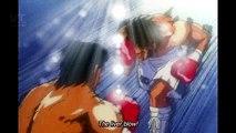 Top 10 Hajime No Ippo Anime Fights 60fps
