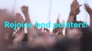 Paint is NOT dead!