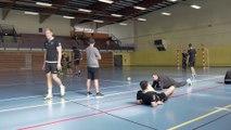 Masters Handball Grenoble 2017