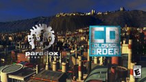 Cities Skylines : Green Cities - gamescom 2017 Trailer d'annonce