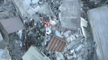 Children rescued after earthquake hits Italian island of Ischia