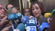 """Juana Rivas: """"Me voy a mi casa con mis niños y vamos a seguir peleando"""""""