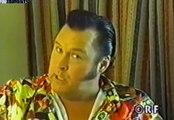 Honky Tonk Man Shoots HARD on Ric Flair and Arn Anderson
