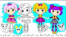 Et lettres couleur coloration artisanat poupée dessiner effacer Lalaloopsie moi moi entaille peindre timbre jouets Jr trac