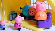 Cerdo Niños para Las historietas de Peppa Pig Peppa George dibujos animados sobre la desaparición juguetes