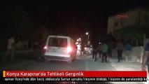 مقتل سوري و طرد عشرات العائلات اللاجئة من منازلها في مدينة قونيا التركية