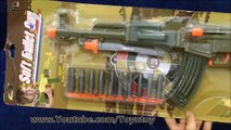 Alaska et Chine jeu de fléchettes pistolet dans réaliste tirer jouet guerre Nerf 47 2 1 nerf paintball nerf