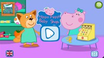 Peppa Pig English - Peppa Pig Baby Shop - Peppa Pig Games and Videos , Cartoons game animated movies 2018