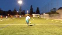 MATCH AMICAL UGA LYON-DECINES (SENIORS) - FC VAULX  4 - 2