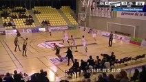 Pro B Leaders Cup - demi-finale : Souffelweyersheim vs Provence Basket