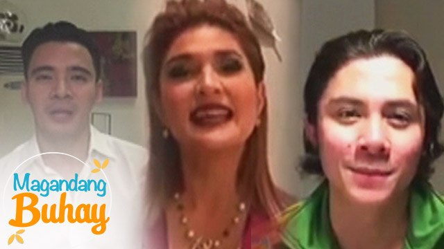 Magandang Buhay: Kapamilya stars greet Jamie's anniversary in showbiz