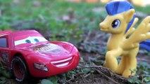 Des voitures petit mon poney bande annonce Disney pmv