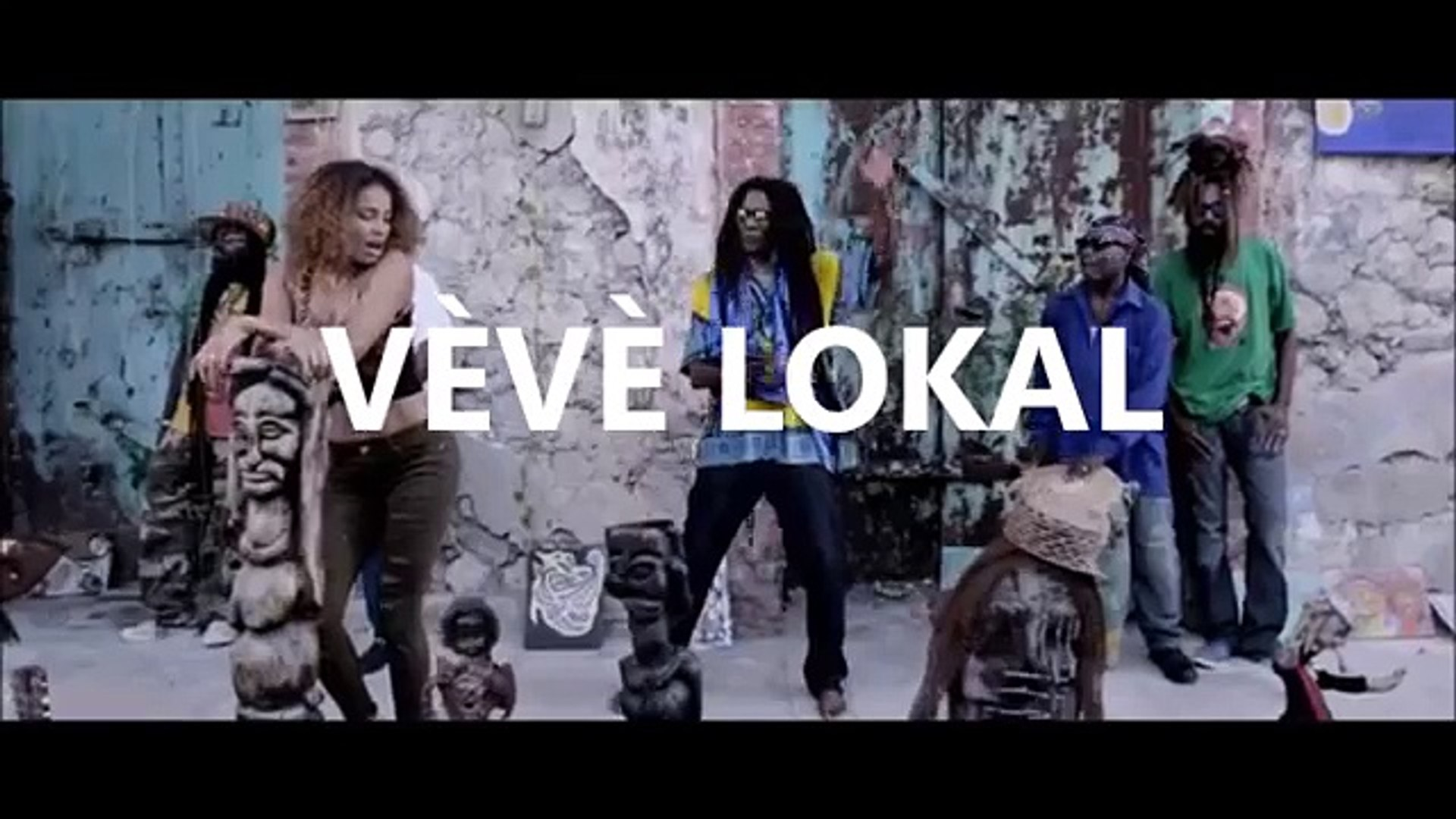 VEVE LOKAL - Niska feat. Lolo de Boukman Eksperyans ,OFFICIAL LYRICS ,VIDEO