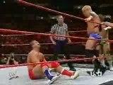 Jeff Hardy & Smith vs Carlito & Kennedy RAW 10/29/07