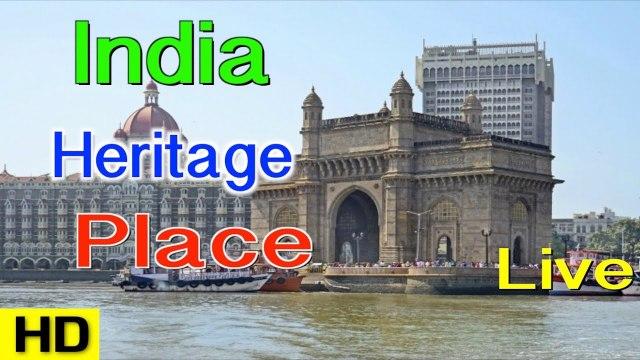 India Heritage Place - Mumbai To Island - Sea Street 2016 Live