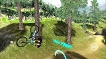 Androïde vélo extrême montagne déchiqueter bande annonce gameplay hd