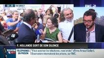 QG Bourdin 2017 : Président Magnien ! : François Hollande donne des leçons à Emmanuel Macron - 23/08