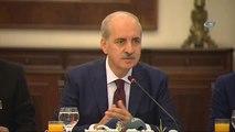 """Kültür ve Turizm Bakanı Kurtulmuş: """"Türkiye'nin Turizm Politikalarıyla, Birleşmiş Milletler Dünya..."""