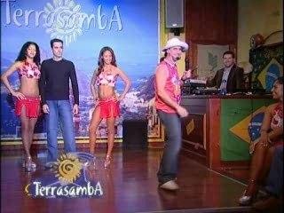 Il ballo del panino - BETOBAHIA, ballo di gruppo