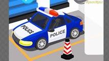 Construire Californie voiture des voitures enfants rêve feu pour enfants camions la police |