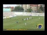 Virtus Lanciano - Barletta 2-1 Prima Divisione Gir. B