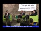 Barletta   Convegno su imparzialità, ospite Nello Rossi