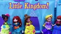 À poupées Robe elsa gelé de la glace Royaume petit palais vers le haut en haut  