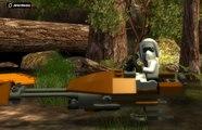LEGO Star Wars Saga Completa Epis VI El Retorno del Jedi Cap 3 Persecución en Moto Jet