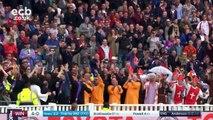 Cricket : quand les supporters se font confisquer leur ballon de plage