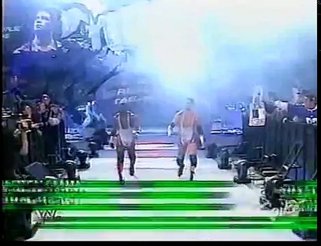 Worlds Greatest Tag Team vs. Ultimo Dragon & Funaki Velocity (November 15, 2003)