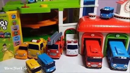 Autobus des voitures petit histoire le le le le la jouet jouets Tayo garage 4 Disney Pixar Toy surprise Jouets enfants histoire chagoji enfant attraper une voiture de stationnement de bus