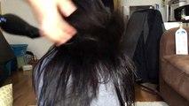 ASMR BLOW DRYING HAIR + RELAXING HAIR BRUSHING + SUPER GENTLE HAIR PLAY UNTIL YOU FALL ASL