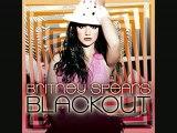 Britney Spears - Blackout Megamix