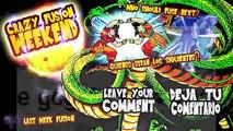Gogeta & Vegeto SSJGSSJ Fusion Dance VS Broly SSJ4 & Syn Shenron (DBZ Tenkaichi 3 mod)