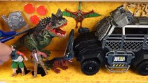 EXTREME DINOSAUR EXCURSION Animal Planet Dinosaurs & Dinosaur Toys for Kids