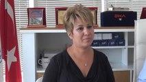 Edirne Kadın Şoför Aslantaş, İvana Trump'ı Edirne'ye Davet Etti
