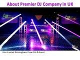 Hire Party DJ & Disco in West Midlands | Birmingham Crew DJs & Events