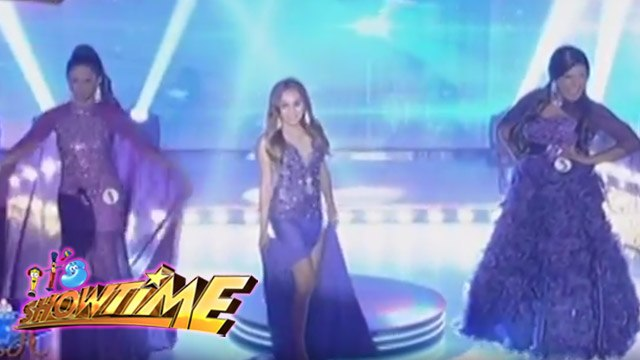 It's Showtime Miss Q & A: Meet the latest batch of Miss Q & A!