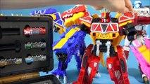 Et Charger puissance jouets Power Rangers Dino force ttobot quart est T. King Aerodactyl roi RY dinosaures jouets frapper rangers transformé dino Tobot